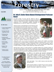 Spring 2009 FREC Newsletter
