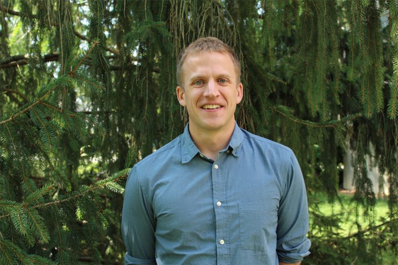 David Carter joins the Department of Forest Resources and Environmental Conservation